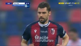 GOLO! Bologna, A. Poli aos 81', Bologna 1-2 Milan