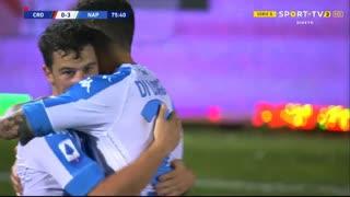 GOLO! Napoli, D. Demme aos 76', Crotone 0-3 Napoli