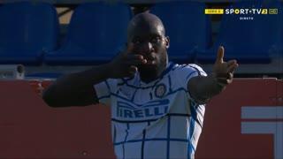 GOLO! Internazionale, R. Lukaku aos 90'+4', Cagliari 1-3 Internazionale