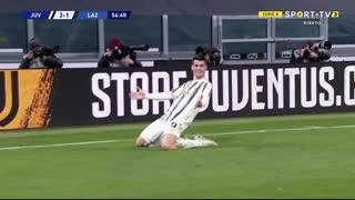 GOLO! Juventus, Álvaro Morata aos 57', Juventus 2-1 Lazio