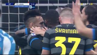 GOLO! Internazionale, R. Lukaku aos 73', Internazionale 1-0 Napoli