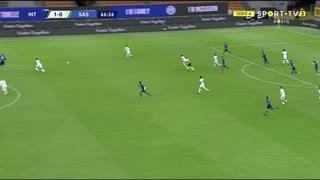 GOLO! Internazionale, L. Martínez aos 67', Internazionale 2-0 Sassuolo