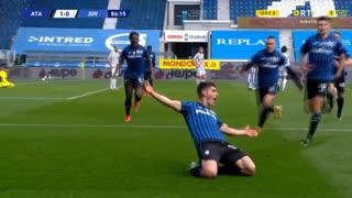 GOLO! Atalanta, R. Malinovskiy aos 87', Atalanta 1-0 Juventus