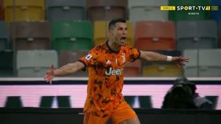 GOLO! Juventus, Cristiano Ronaldo aos 89', Udinese 1-2 Juventus