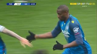 GOLO! Udinese, S. Okaka aos 64', Parma 2-1 Udinese