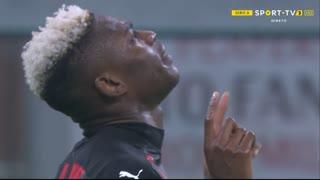 GOLO! Milan, Rafael Leão aos 78', Milan 3-0 Spezia