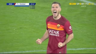 GOLO! Roma, J. Veretout aos 50', Roma 1-1 Milan