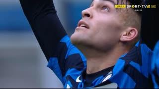 GOLO! Internazionale, L. Martínez aos 78', Internazionale 5-2 Crotone