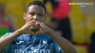 GOLO! Atalanta, L. Muriel aos 77', Parma 0-3 Atalanta