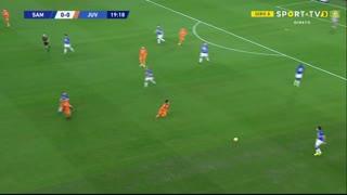 Serie A (20ª Jornada): Resumo Sampdoria 0-2 Juventus