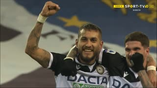 GOLO! Udinese, R. Pereyra aos 90'+3', Udinese 2-0 Sassuolo
