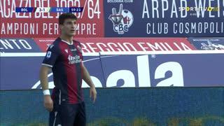 GOLO! Bologna, R. Orsolini aos 60', Bologna 3-1 Sassuolo