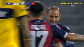 GOLO! Bologna, R. Palacio aos 90'+1', Bologna 4-1 Parma