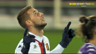 GOLO! Genoa, M. Pjaca aos 89', Fiorentina 1-1 Genoa
