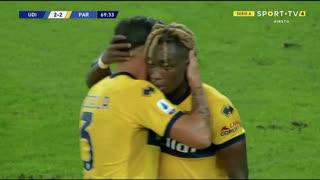GOLO! Parma, Y. Karamoh aos 70', Udinese 2-2 Parma