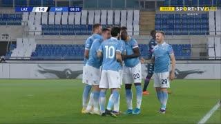 Serie A (13ª Jornada): Resumo Lazio 2-0 Napoli