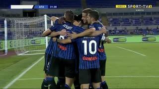 GOLO! Atalanta, H. Hateboer aos 32', Lazio 0-2 Atalanta