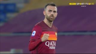 GOLO! Roma, B. Mayoral aos 29', Roma 3-0 Verona
