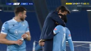 GOLO! Lazio, Luis Alberto aos 56', Lazio 2-0 Napoli