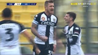 GOLO! Parma, J. Kucka aos 32', Parma 2-0 Udinese