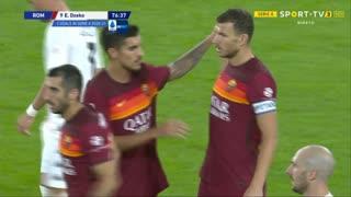GOLO! Roma, E. Džeko aos 77', Roma 4-2 Benevento