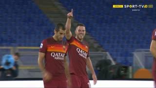 GOLO! Roma, J. Veretout aos 45'+1', Roma 2-1 Juventus