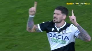 GOLO! Udinese, R. de Paul aos 30', Genoa 1-1 Udinese