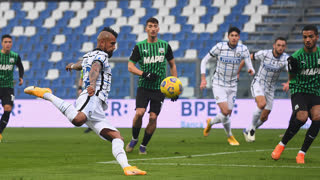 Serie A (9ª Jornada): Resumo Sassuolo 0-3 Internazionale