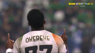 GOLO! Venezia, D. Okereke aos 32', Sassuolo 0-1 Venezia