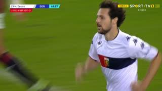 GOLO! Genoa, M. Destro aos 69', Torino 2-1 Genoa