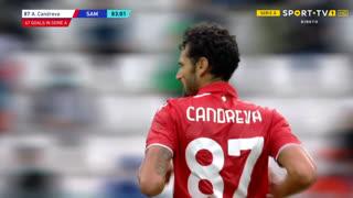 GOLO! Sampdoria, A. Candreva aos 83', Juventus 3-2 Sampdoria