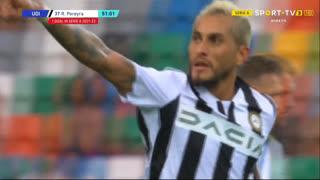 GOLO! Udinese, R. Pereyra aos 51', Udinese 1-2 Juventus