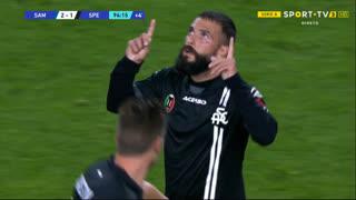 GOLO! Spezia, D. Verde aos 90'+4', Sampdoria 2-1 Spezia