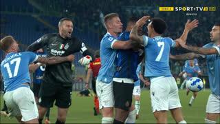GOLO! Lazio, Felipe Anderson aos 81', Lazio 2-1 Internazionale