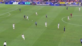 GOLO! Atalanta, R. Malinovskiy aos 30', Internazionale 1-1 Atalanta
