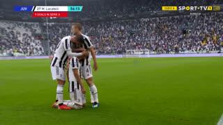 GOLO! Juventus, M. Locatelli aos 57', Juventus 3-1 Sampdoria