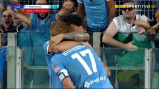 GOLO! Lazio, Felipe Anderson aos 63', Lazio 3-1 Roma