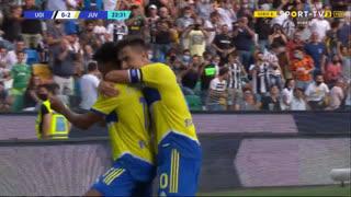 GOLO! Juventus, J. Cuadrado aos 23', Udinese 0-2 Juventus