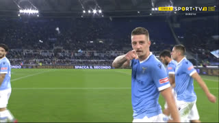 GOLO! Lazio, S. Milinković-Savić aos 90'+1', Lazio 3-1 Internazionale