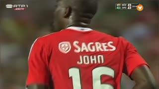 SL Benfica, Jogada, Ola John aos 30'