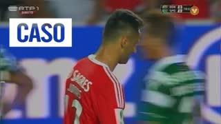 SL Benfica, Caso, Jonas aos 78'