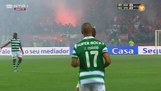 Sporting CP, Jogada, João Mário aos 47'
