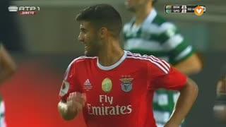 SL Benfica, Jogada, Lisandro López aos 90'+1'