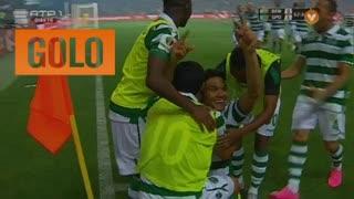 GOLO! Sporting CP, Carrillo aos 52', SL Benfica 0-1 Sporting CP
