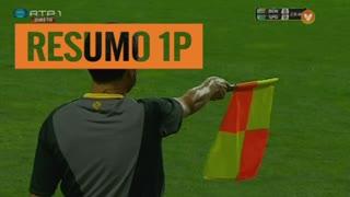 Supertaça (Final): Resumo SL Benfica 0-1 Sporting CP