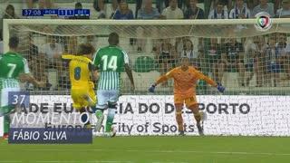FC Porto, Jogada, Fábio Silva aos 37'