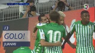 GOLO! Betis, Juanmi aos 13', FC Porto 0-1 Betis