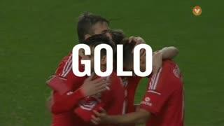 GOLO! SL Benfica, Salvio aos 83', SL Benfica 3-0 FC Arouca