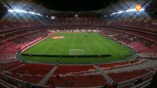 Taça da Liga (Fase 3 - Jornada 1): Resumo SL Benfica 1-0 CD Nacional