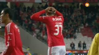 SL Benfica, Jogada, César aos 13'